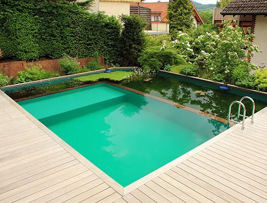 Création piscine